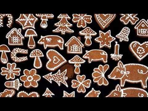 Vánoční perníčky (Christmas gingerbread)