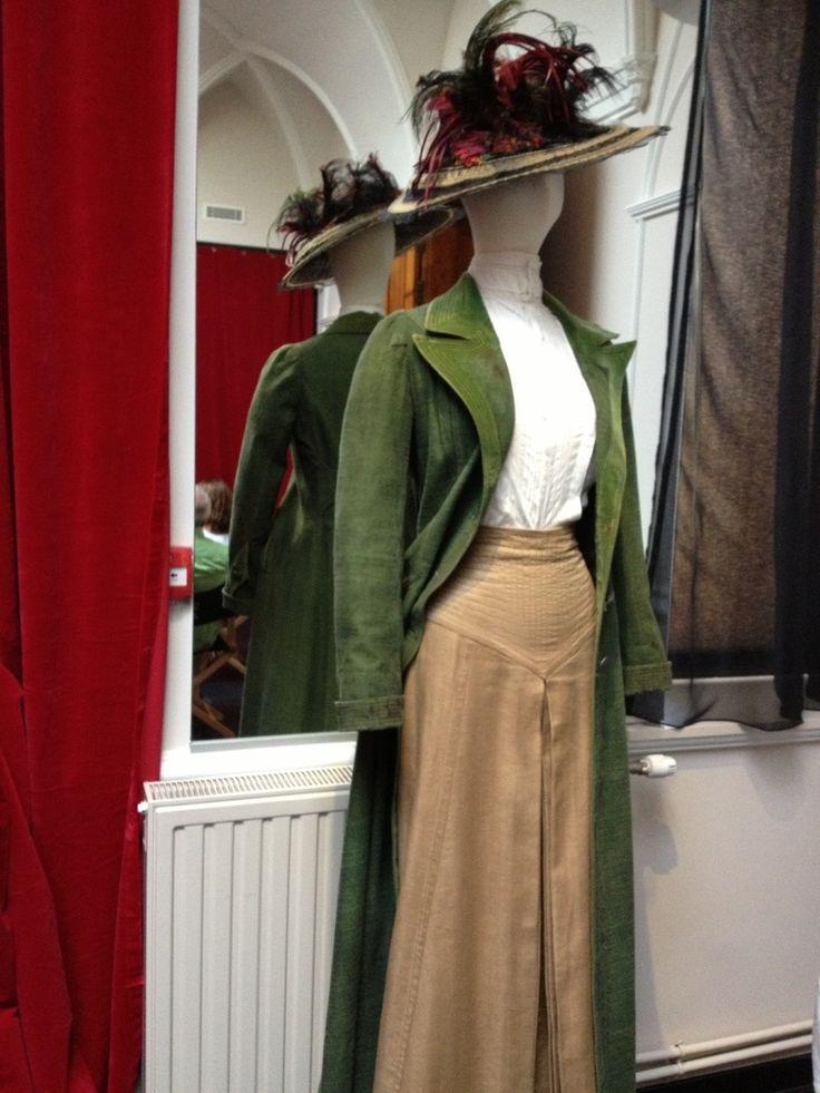 robe d'Adèle Blanc Sec créée par Olivier Bériot
