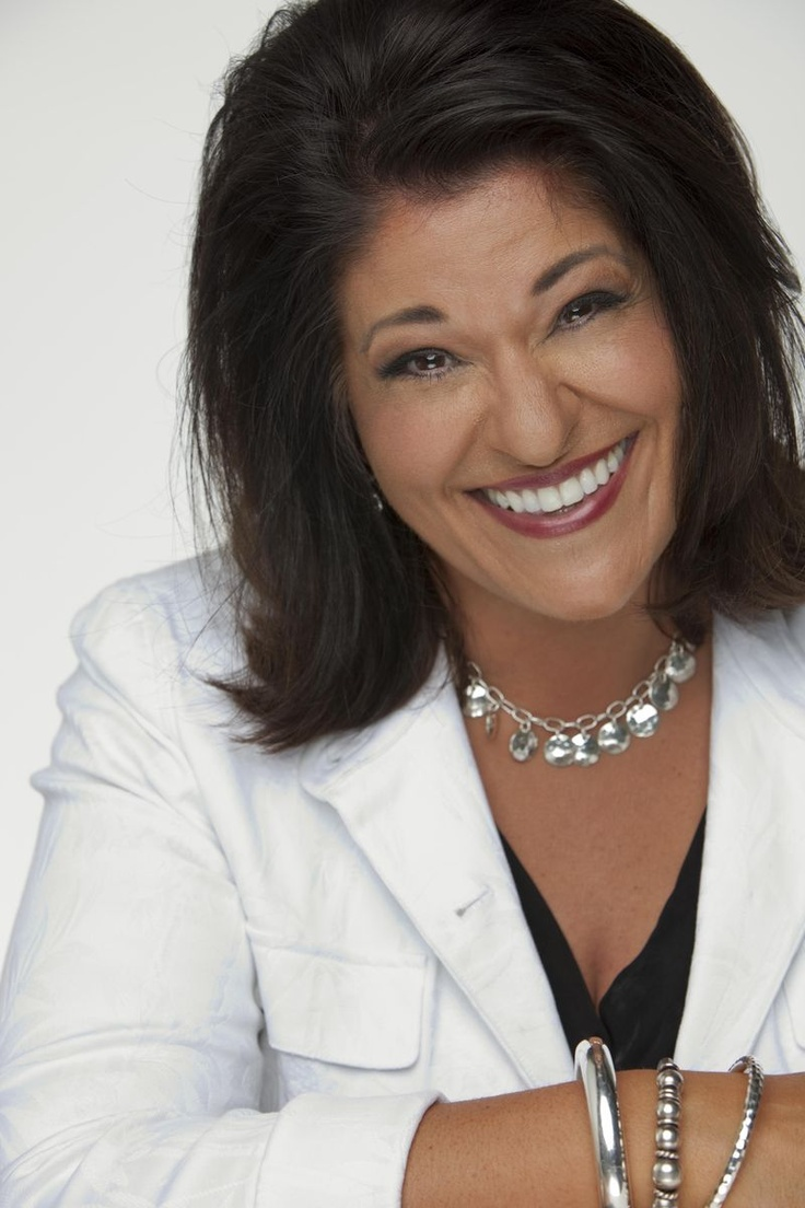 my other fave QVC host, Antonella Nester