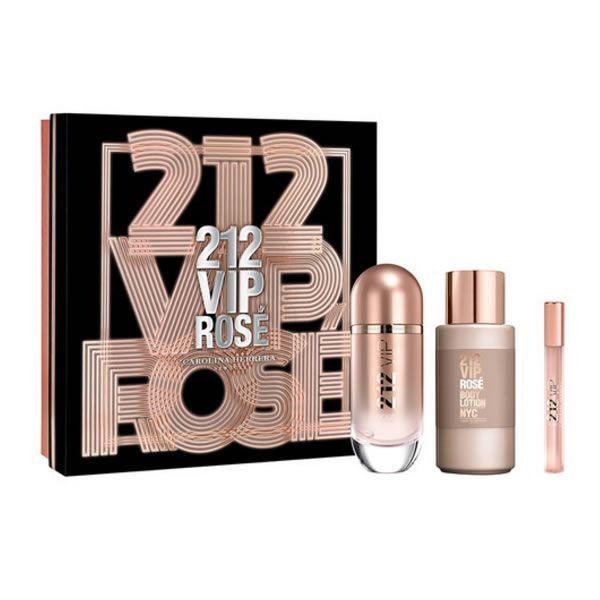 Carolina Herrera 212 Vip Rose Eau De Parfum Vaporisateur