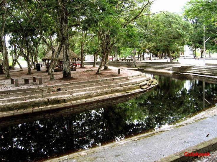 Colakreek, Suriname