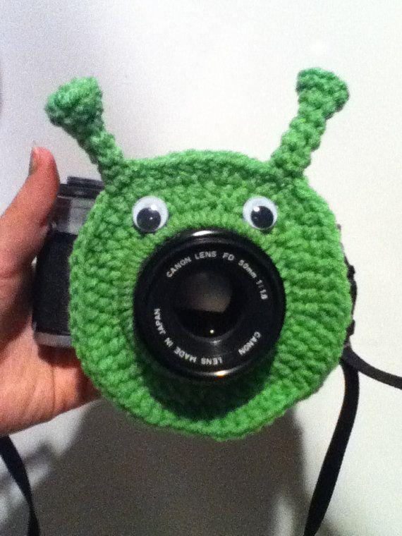 Alien Camera Accessory - Shutter Buddy