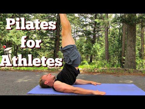 Pilates for Men - Pilates Workout for Athletes - Sports Core Abdominal Workout - YouTube