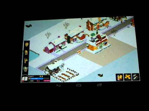 Download The Simpsons™: Tapped Out Game For Android (Version 4.3.0) Apk at http://allforandroid.net/game-for-android/the-simpsons-tapped-out-game.html