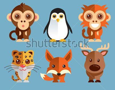 "Check out new work on my @Behance portfolio: ""Funny Animals vector illustration icon set"" http://be.net/gallery/48264081/Funny-Animals-vector-illustration-icon-set"
