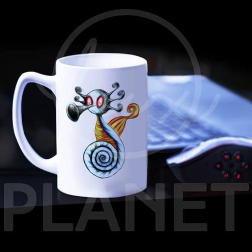 Kubek Horsea.  #pokemon #luxplanet #kubek #mug