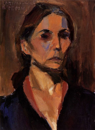 "Mina Papatheodorou Valyraki: ""Efi"", 1980"