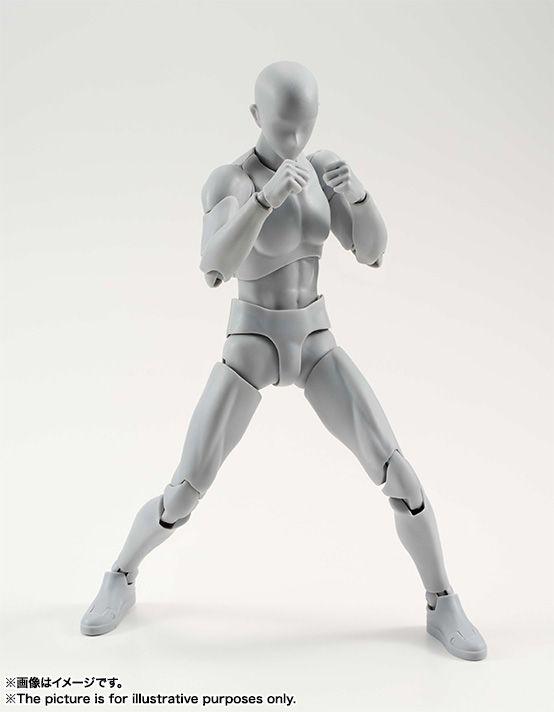 S.H.Figuarts Mr.Body DX SET (Gray Color Ver.) 06