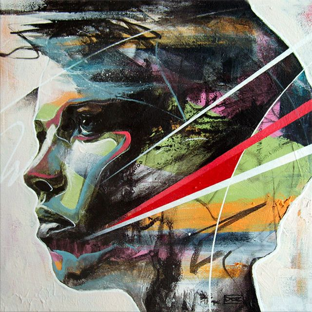 by Danny O'Conner  #mixed_media
