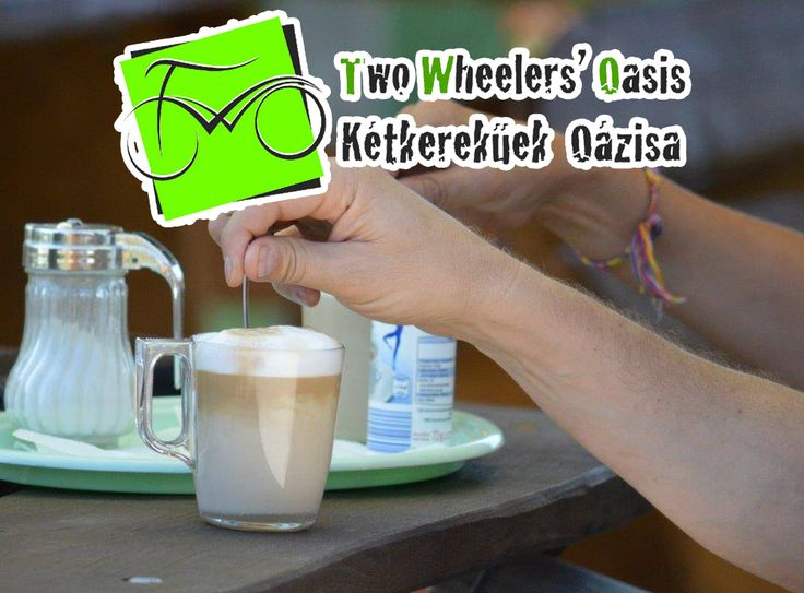 """TWO Two Wheelers' Oasis Kétkerekűek Oázisa - Balatonőszöd _____________________________ """"Közismert, hogy az oázis a sivatagban az a hely, ahol van víz és növényzet. Egy kerékpárosnak - aki már hosszú órák óta úton van - kényelmesen kialakított pihenőt, szervizt, finom ételeket és italokat jelenthet ez a fogalom. A Kétkerekűek Oázisaban szeretettel várnak mindenkit, aki éhségét csillapítaná, szomját oltaná garantált, hogy a betérő vendég, mindig kellemes környezetben pihenhet meg!"""""""
