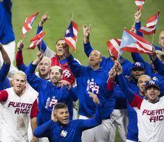 World Baseball Classic 2017- #TEAM PUERTO RICO! La novena boricua enfrentará el lunes a Holanda para iniciar la etapa final