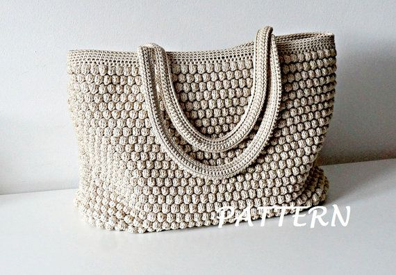 Hey, I found this really awesome Etsy listing at https://www.etsy.com/listing/224007944/crochet-pattern-crochet-bag-pattern-tote