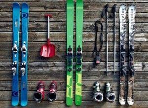 Si vas a practicar deportes de invierno, protege tu visión