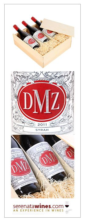 15 best dmz syrah images on pinterest south african wine for Next day wine gifts