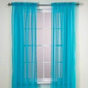 Teal Curtains Walmart Amazon New Living Room Records Retro Teal Pinterest Teal