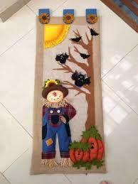 Resultado de imagen para halloween en paño lenci