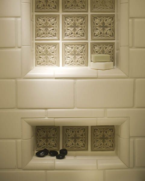 Simple Bath Da Vinci Marble Trending - Popular davinci tile Modern