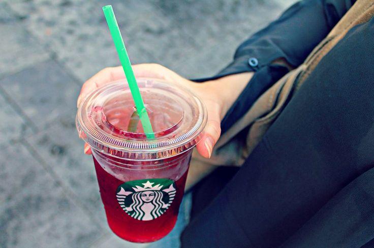 Refreshing #starbucks #drink