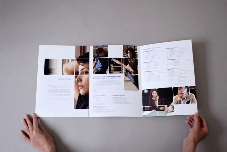Pressbook del film MUJERES EN EL PARQUE detalle 1
