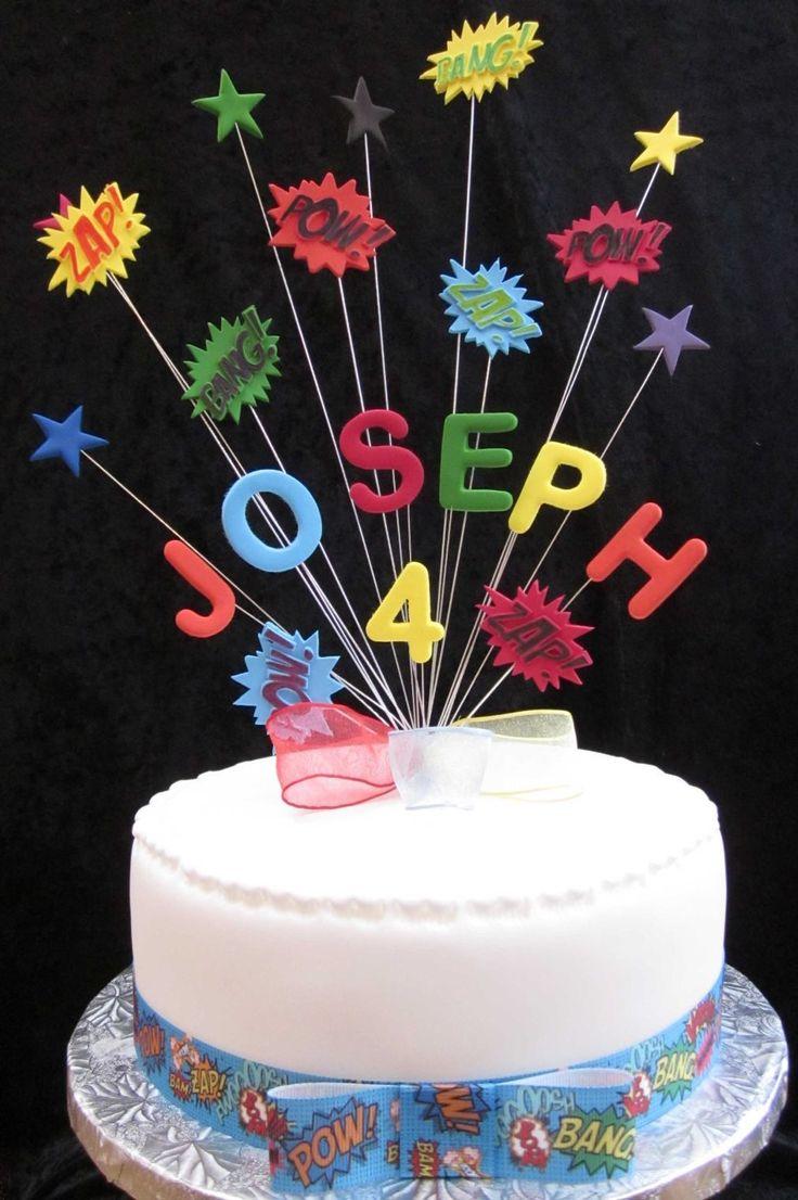 381 Best Handmade Cake Toppers Images On Pinterest