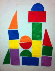 Building and construction activities- can build castles, bridges, etc, or use for sorting shapes or colors