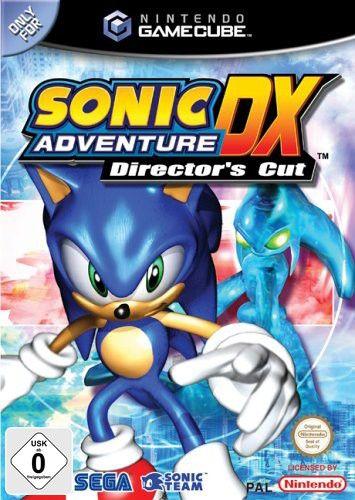 GameCube - Sonic Adventure DX - Director's Cut (mit OVP) (gebraucht) GameCube Spiele Jump 'n' Run 16,99€