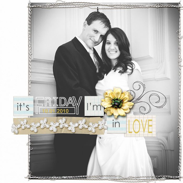 Layout Roundup Ideas For Scrapbooking Weddings