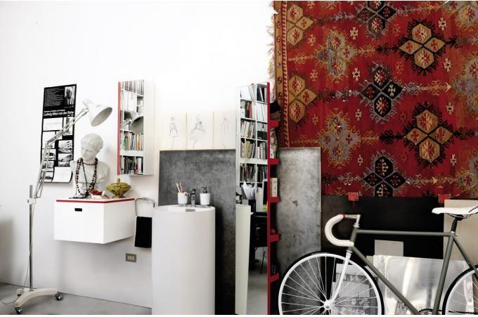 Mobili bagno - Bathroom furniture Lineabeta #design innovativo per il tuo #bagno www.gasparinionline.it