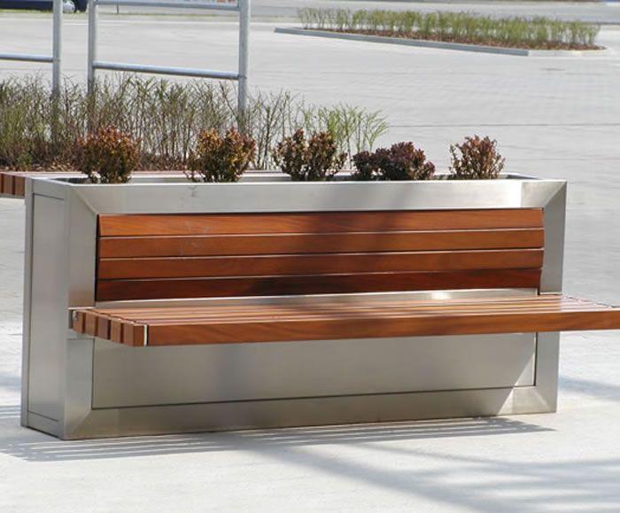 KFS Enterprises: Puczynski 13-04-18_01 seating-planter unit 2 of 6