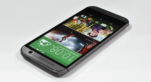 HTC One 2014: nueva serie de imágenes de la versión Verizon