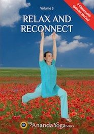 The Ananda Yoga Series Volume 3 - Relax and Reconnect DVD