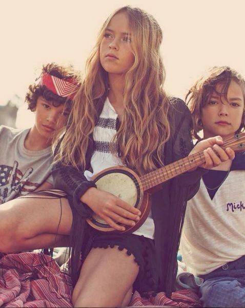 Kristina Pimenova - Vogue bambini ,AnnaPalma May 2016