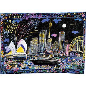 Ken Done - Sydney by Night