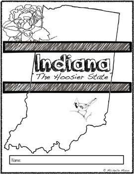 Indiana State Book