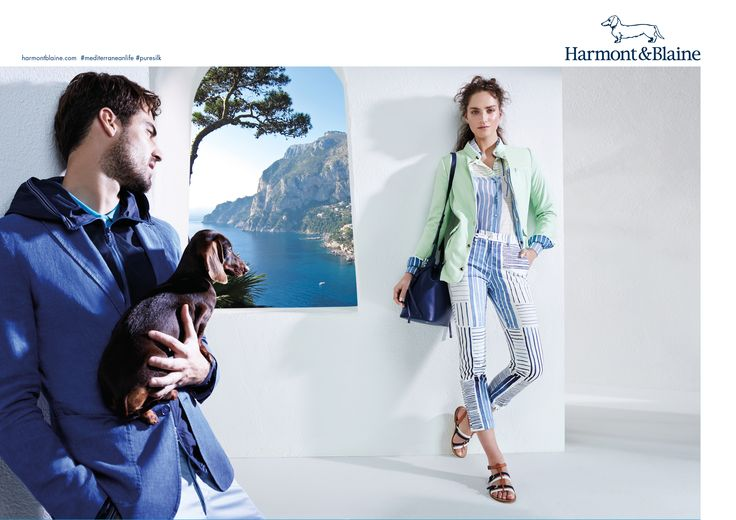 #HarmontBlaine #bassotto #HBassotto #SS16  #MediterraneanLife #photo #AntonyMaule