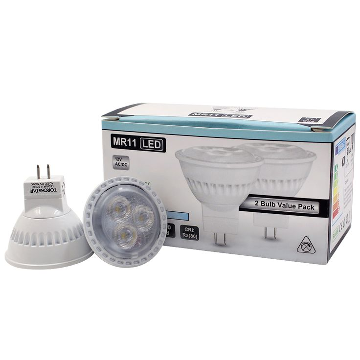 AC/DC 12V 3W MR11 LED Bulb - GU4 LED Spotlight - TORCHSTAR