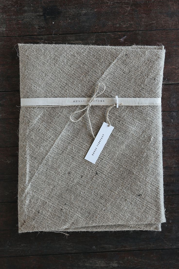 Handcrafted Welsh Slate Cheese Platter - Large, $34.95 by Annabell Stone, available online at www.annabellstone.com.au . Wrapped in hessian with linen ribbon & jute string. Photography by Elise Hassey