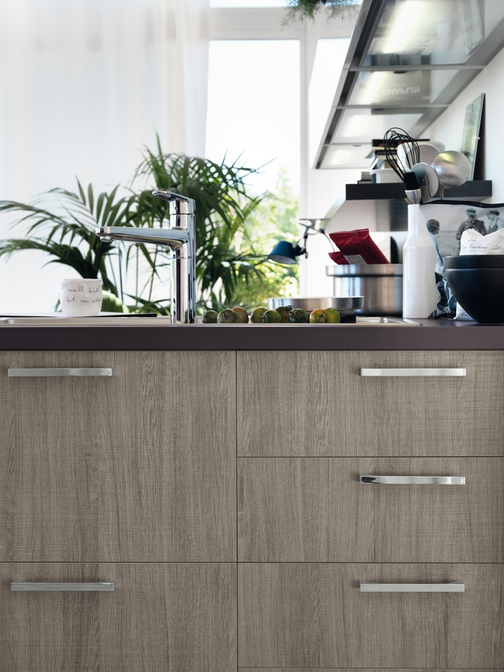 lovely. #Scavolini #kitchens #ScavoliniBasic #Sax