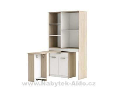Kuchyňská skříňka s barovým stolem Urban 160718