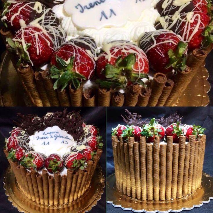Per il compleanno di Irene e Gabriele