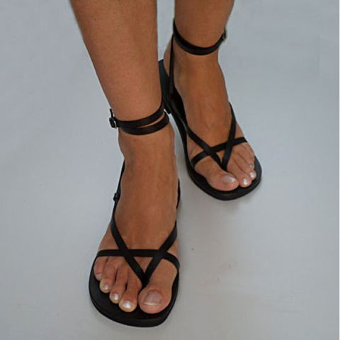 17 best Croatian Handmade Leather Sandals images on Pinterest | Leather  sandals, Flat sandals and Handmade leather