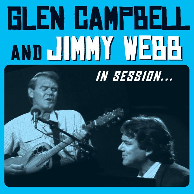 """""""The Moon Is A Harsh Mistress"""" by Glen Campbell Jimmy Webb was added to my Discover Weekly playlist on Spotify"""