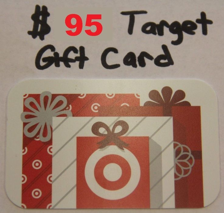 Coupons giftcards target 95 gift card free shipping