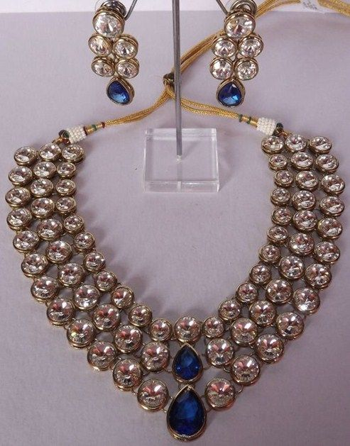 Kundan Jewellery Designs & Latest for South Asian Women