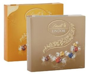 Lindt chocolate makes any day better!!!!