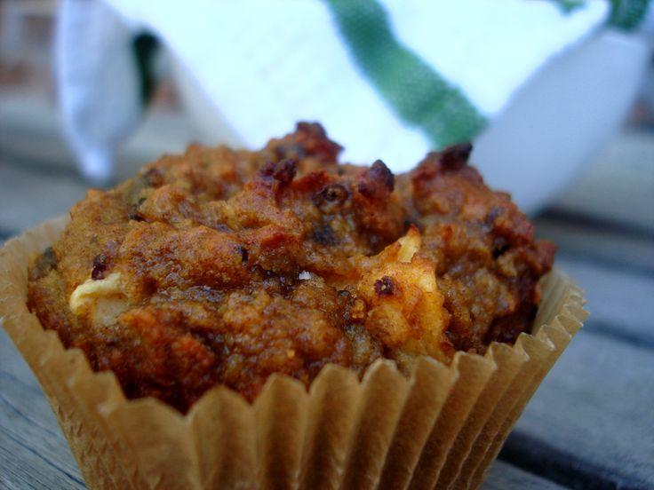 #paleo apple cinnamon muffins