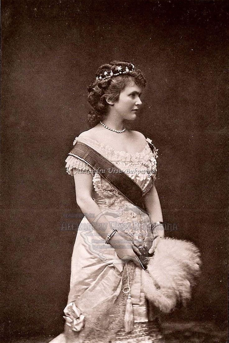 Regina Elisabeta a României.