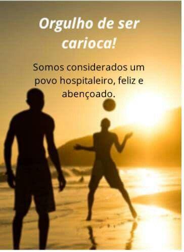 Orgulho De Ser Carioca Rio De Janeiro Em 2019