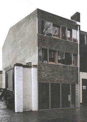 Studio House by Sergison Bates