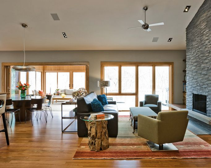 25 best ideas about earth tone decor on pinterest earth - Good colors for living room and kitchen ...